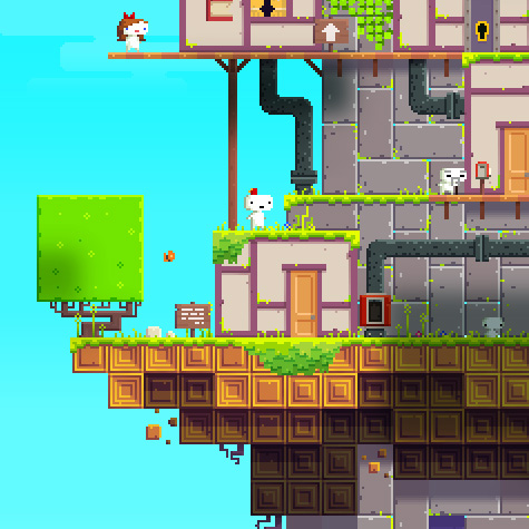 What's So Good About FEZ?