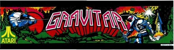 Gravitar (1982 Atari coin-op)