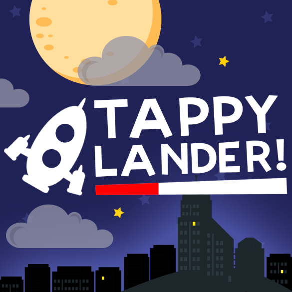 Tappy Lander!